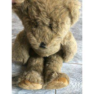 BABW Build a Bear Workshop Soft Teddy Brown Plush